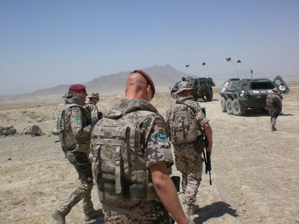 Bundeswehr Kleidung 1